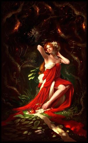 kore goddess