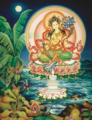 Goddess Tara | Journeying to the Goddess