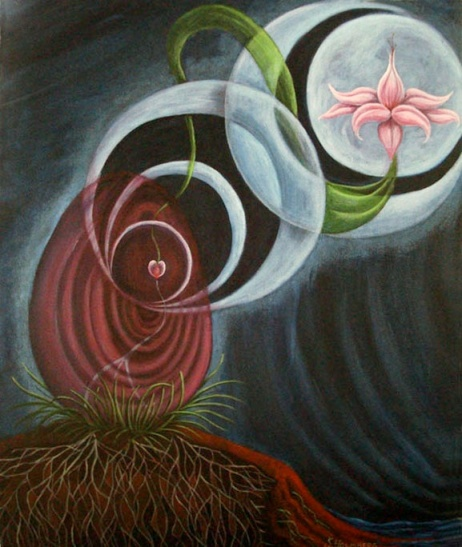 """Moonseed"" by Kristen Holmberg"