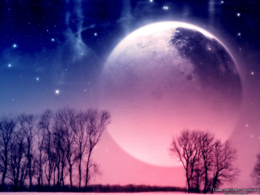 Green Grass Moon Journeying To The Goddess