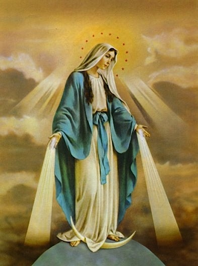 Mary Magdalene Journeying To The Goddess