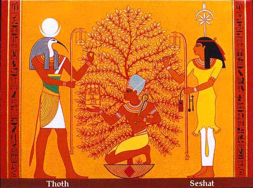 thoth   Journeying to the Goddess