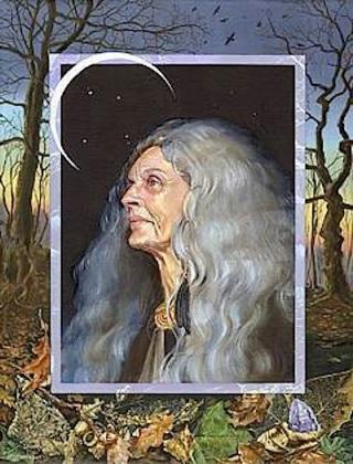 Mala Laith, the Gray One