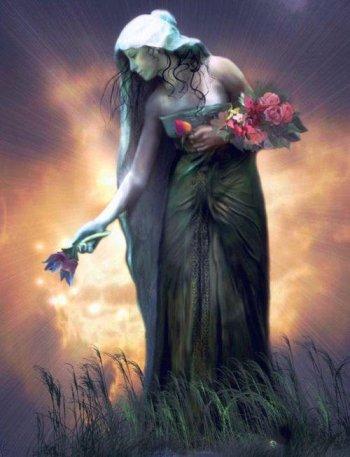 mountain goddess lydia