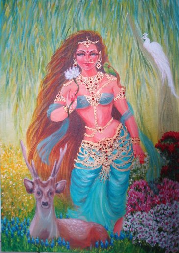 hindu | Journeying to the Goddess