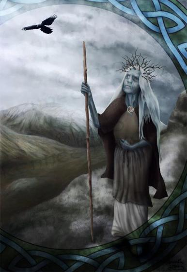 """The Cailleach Bhuer"" by ~AltaraTheDark"