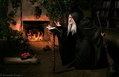 """Old-Hag Witch"" by Fer Gregory"