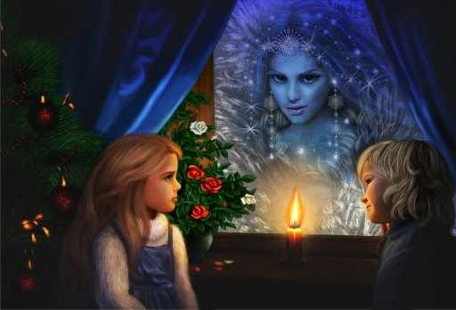 """Snow Queen"" by *lilok-lilok"