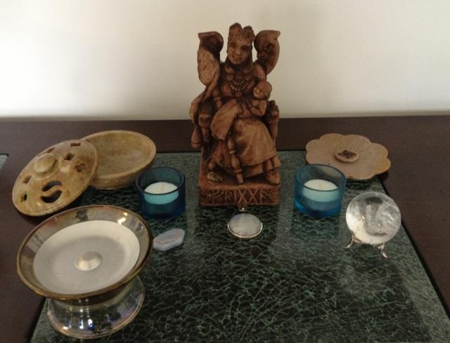 Altar to Frigga